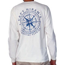 Load image into Gallery viewer, Mens Compass Long Sleeve Shirt