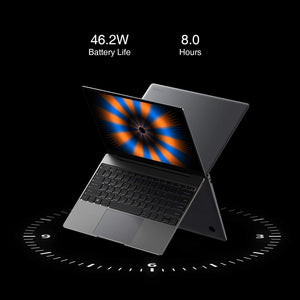 Windows 10 Laptop Computer, 13 inch 2K IPS Display, 8G RAM / 256GB NVMe SSD with Intel Core i3