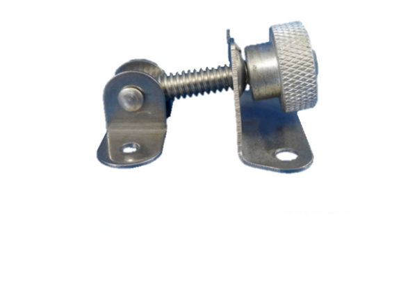 SWINGING BOLT 38MM & PLATE