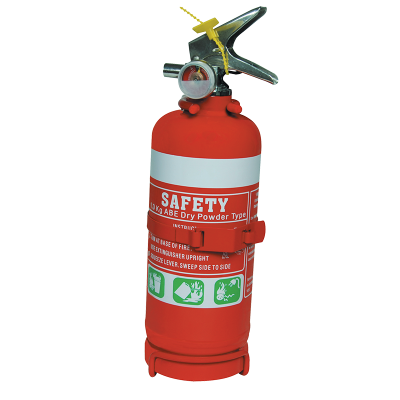 1KG ABE FIRE EXTINGUISHER-FIRE RATING:1A10BE 0007