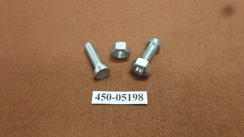 ALKO SCREW+NUT ONLY T/S 2000KG 2 HOLE SNAP ON COUPLING. 610910