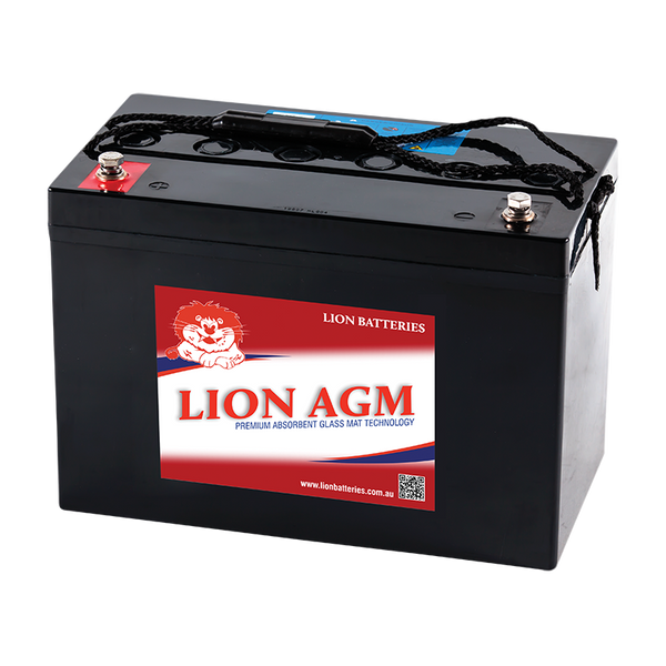 Lion Battery 12v 100AH