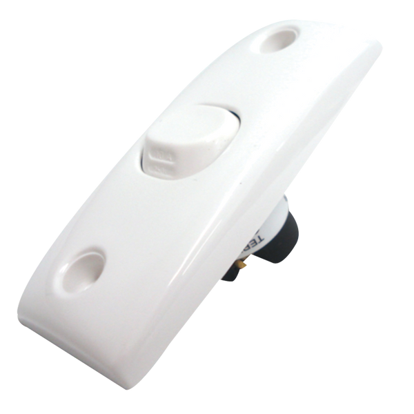 CLIPSAL DOUBLE POLE SWITCH 30D WHITE. CLI30DWE