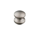 PUSH BUTTON CATCH KNOB ONLY NICKEL 19mm. 270386 / 229.07.606
