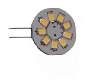 Globe G4-SP-9SMD-CW-28mm {10-30v}
