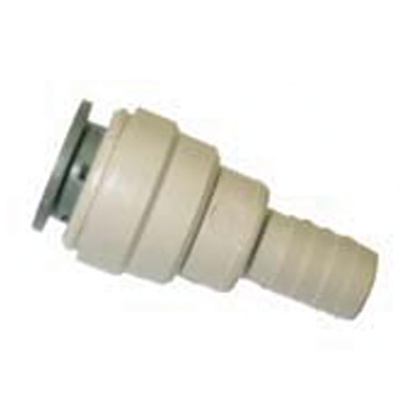 John Guest 1/2 barb for tube fitting 15mm x 1/2""