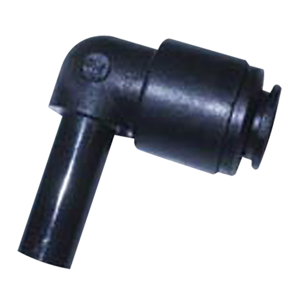 JG PLASTIC STEM ELBOW 12MM CONNECTOR PM221212E