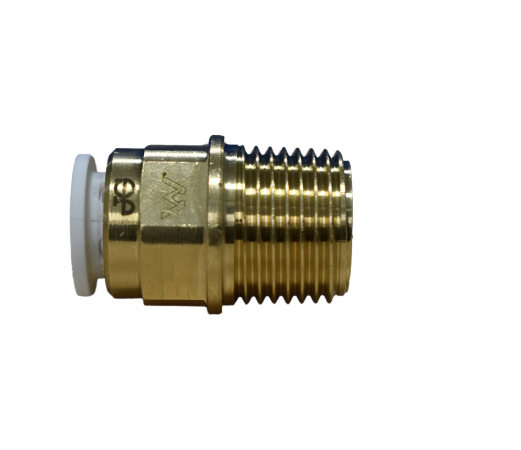 JG Watermark Male Adaptor 12mm NC2771