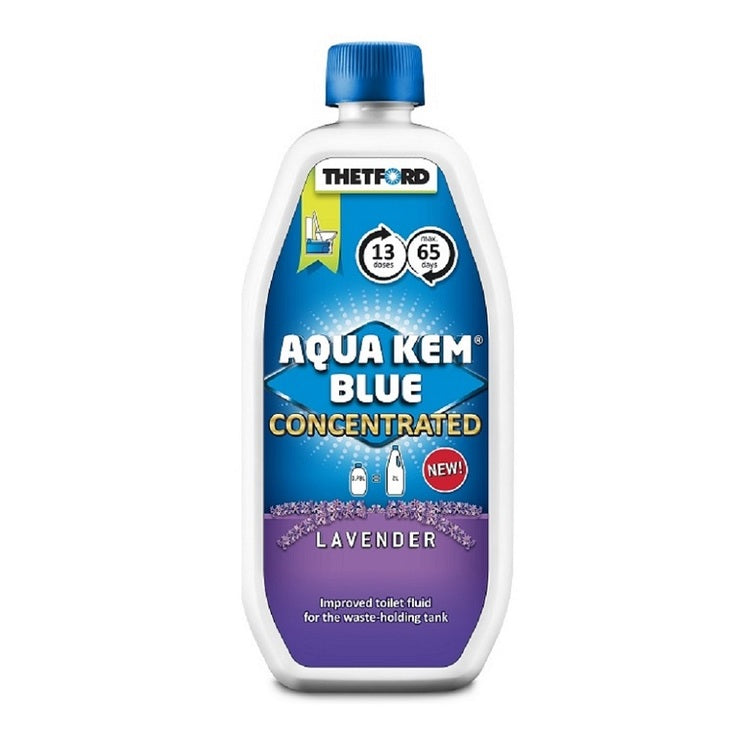 Thetford Aqua Kem LAVENDER Concentrated 780ml. 30625ZK