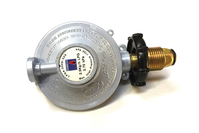 LPG REGULATOR POL 2.75 - BUSHMAN