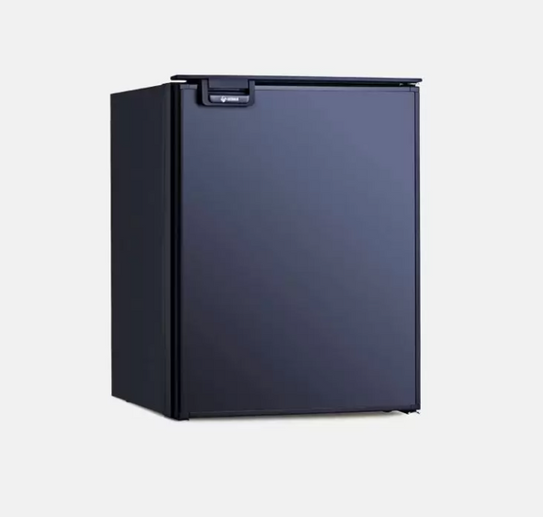 85L DC 12V/24V (BLACK) - 12V UPRIGHT CARAVAN FRIDGE