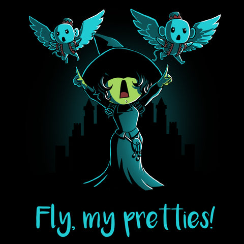 Fly, My Pretties! shirt TeeTurtle
