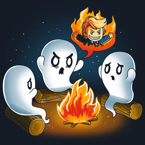 Ghost Stories shirt TeeTurtle