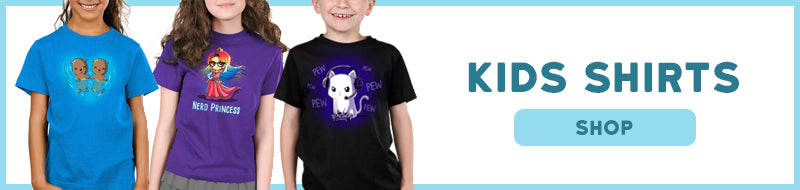 Shop Kids Tees!