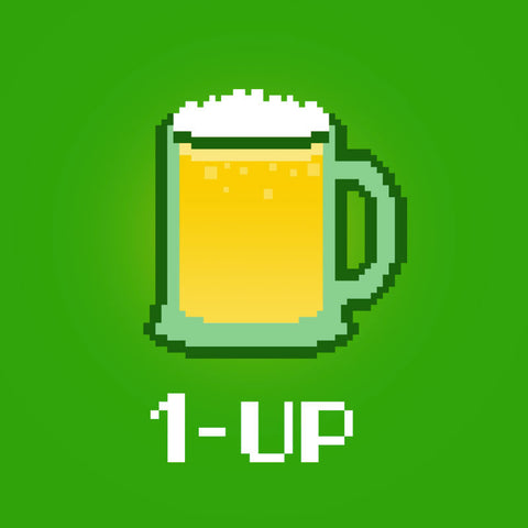 1-Up (Green)