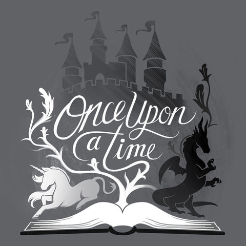 Once Upon A Time t-shirt TeeTurtle