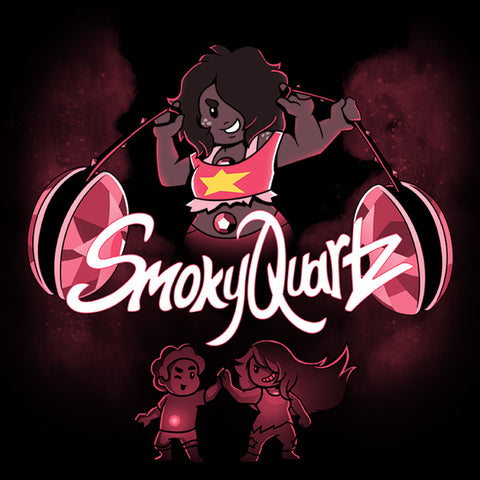Smoky Quartz T-Shirt Steven Universe TeeTurtle