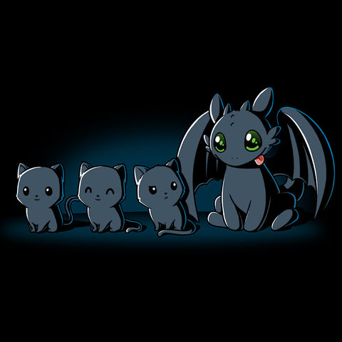 Not Like the Others T-Shirt How to Train Your Dragon TeeTurtle