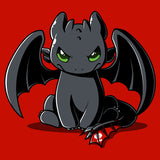 Angry Toothless T-Shirt How to Train Your Dragon TeeTurtle