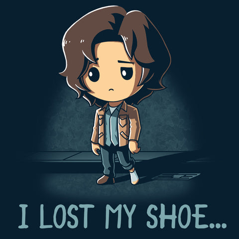 I Lost My Shoe T-Shirt Supernatural TeeTurtle