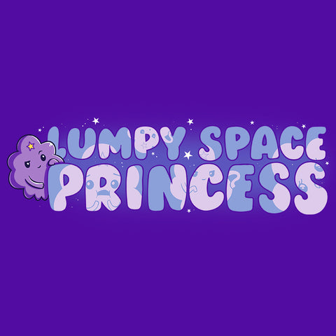 Lumpy Space Princess Shirt T-Shirt Adventure Time TeeTurtle