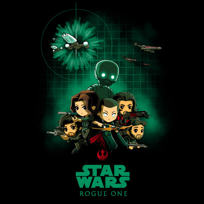 Rogue One: A Star Wars Story T-Shirt Star Wars TeeTurtle