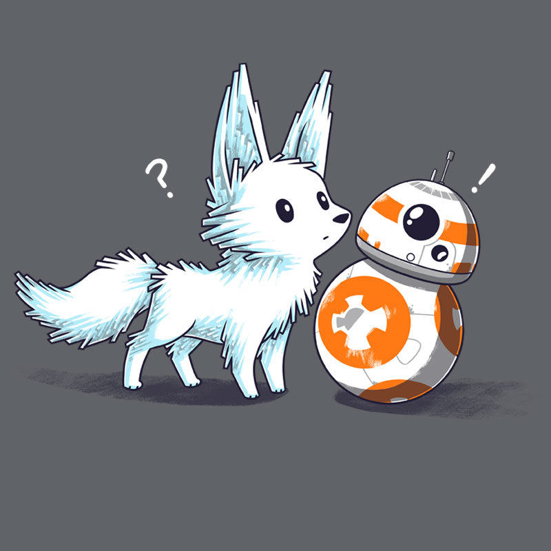New Friend T-Shirt Star Wars TeeTurtle