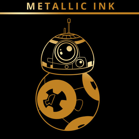 BB-8 (Gold Metallic Ink)