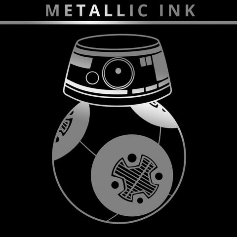 BB-9E (Silver Metallic Ink)
