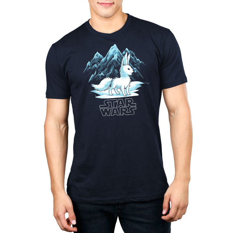 The Crystal Fox Standard T-Shirt Model Star Wars TeeTurtle