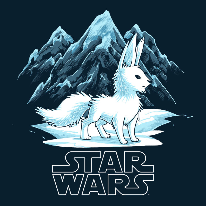 The Crystal Fox T-Shirt Star Wars TeeTurtle