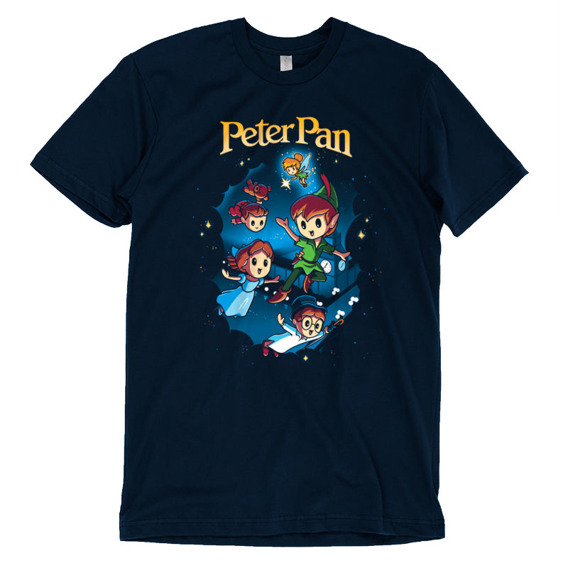 Disney Peter Pan T-Shirt Disney TeeTurtle