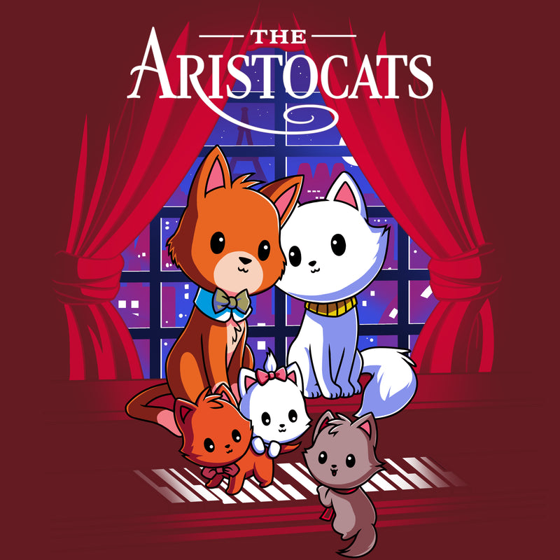 Disney The Aristocats T-Shirt Disney TeeTurtle