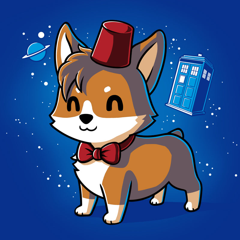 Corgis Are Cool T-Shirt TeeTurtle