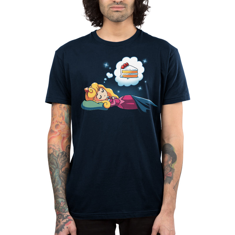 Dream Big Men's T-Shirt Model Disney TeeTurtle