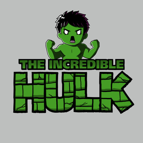 The Hulk Shirt T-Shirt Marvel TeeTurtle