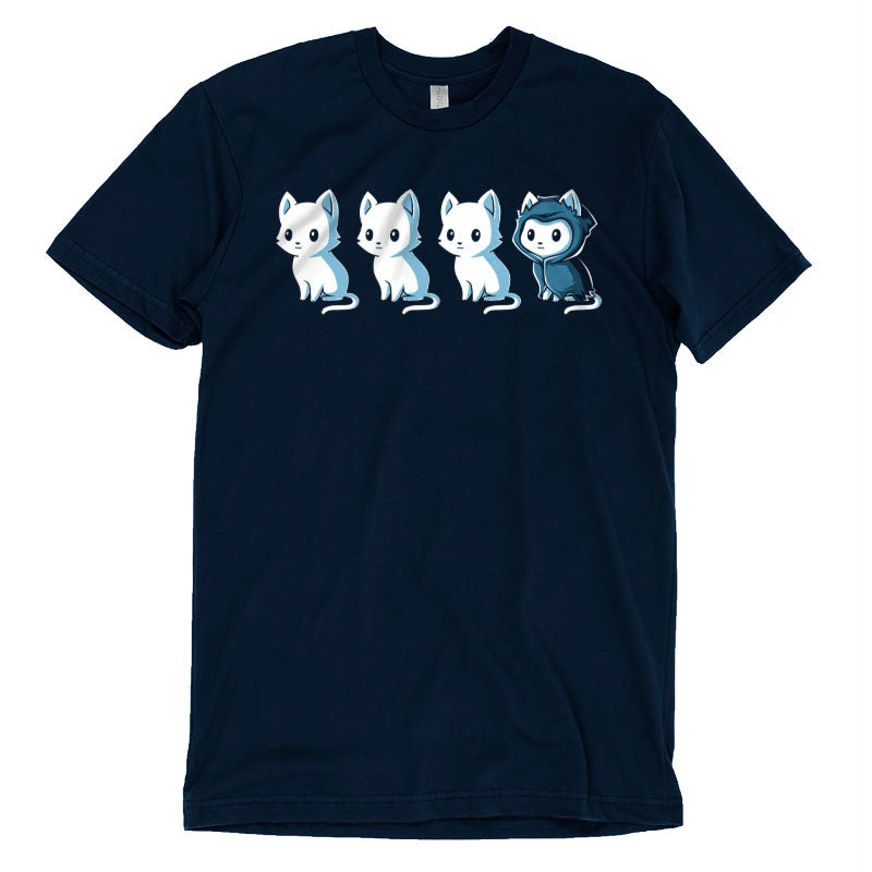 Kitten of Death T-Shirt TeeTurtle
