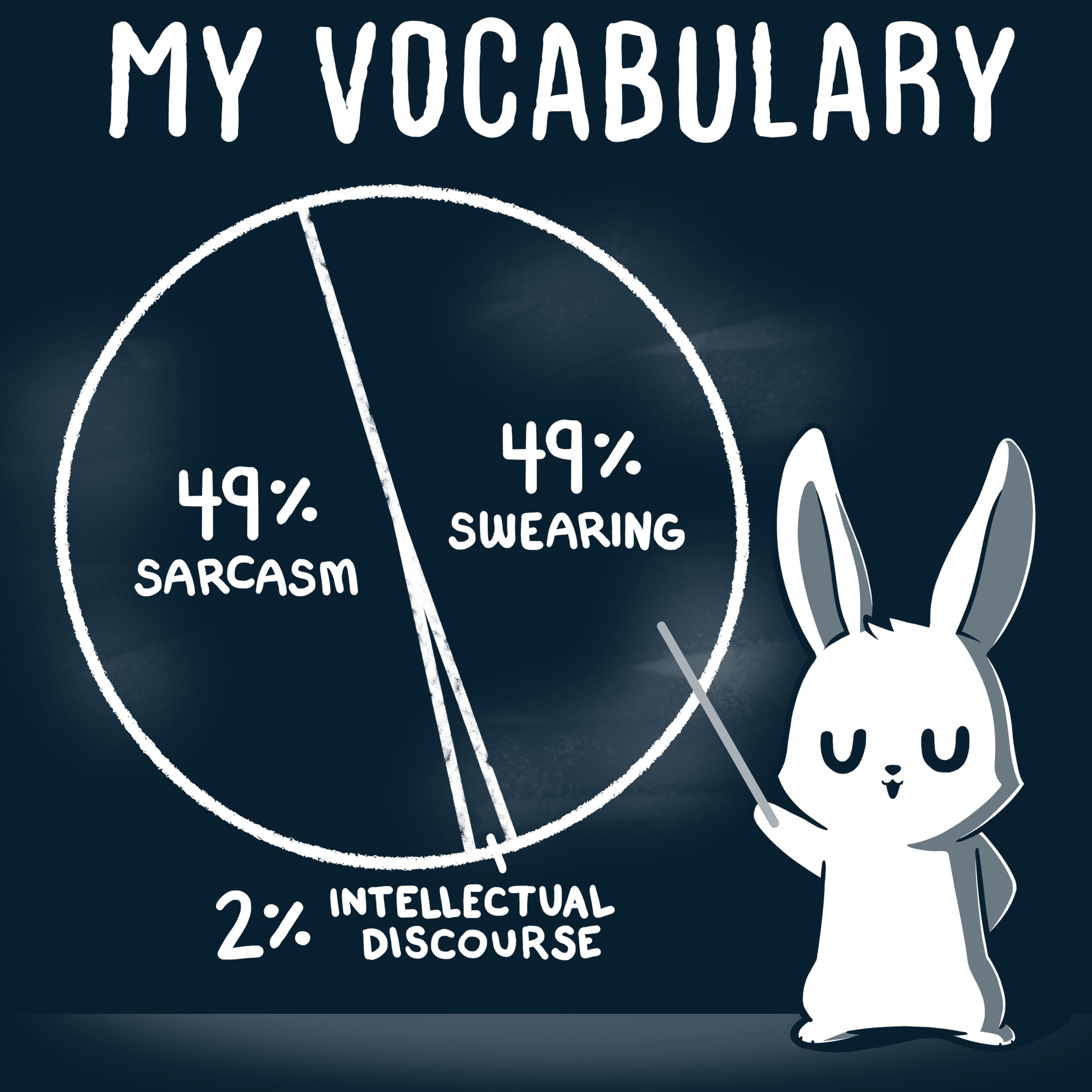 My Vocabulary T-Shirt TeeTurtle