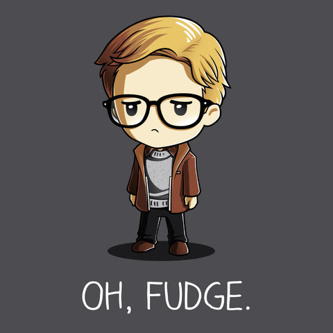 Oh, Fudge. T-Shirt A Christmas Story TeeTurtle