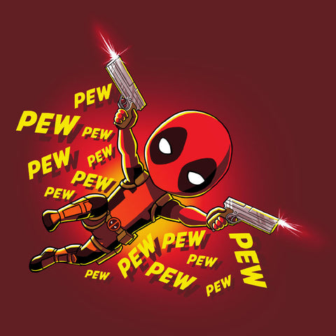 Pew Pew Deadpool