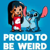 Proud to be Weird T-Shirt Disney TeeTurtle