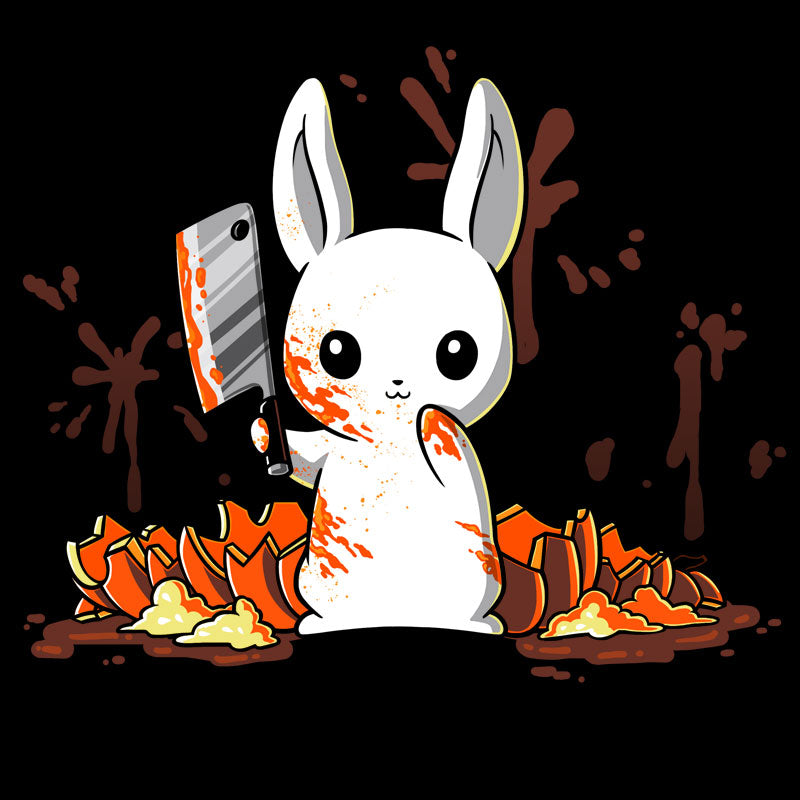 Pumpkin Slaughter T-Shirt TeeTurtle