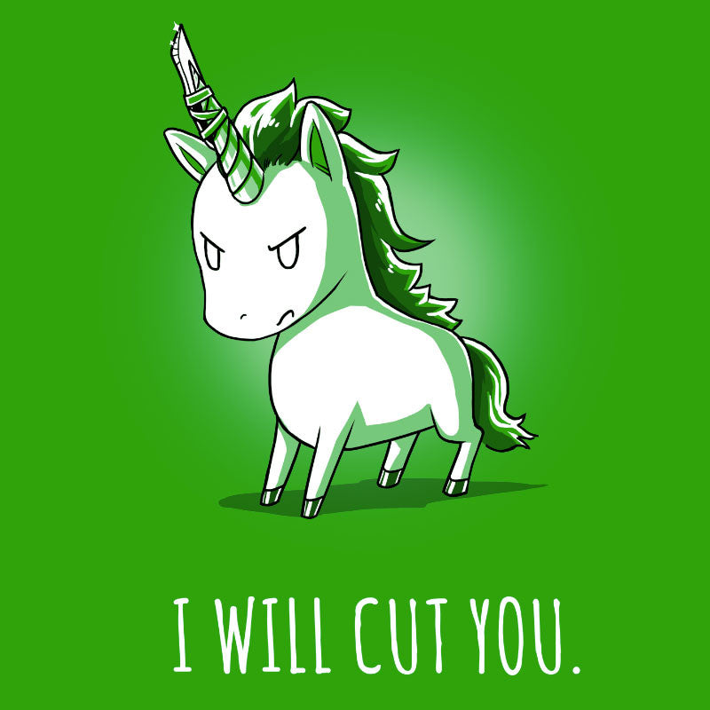 Stabby the Lucky Unicorn