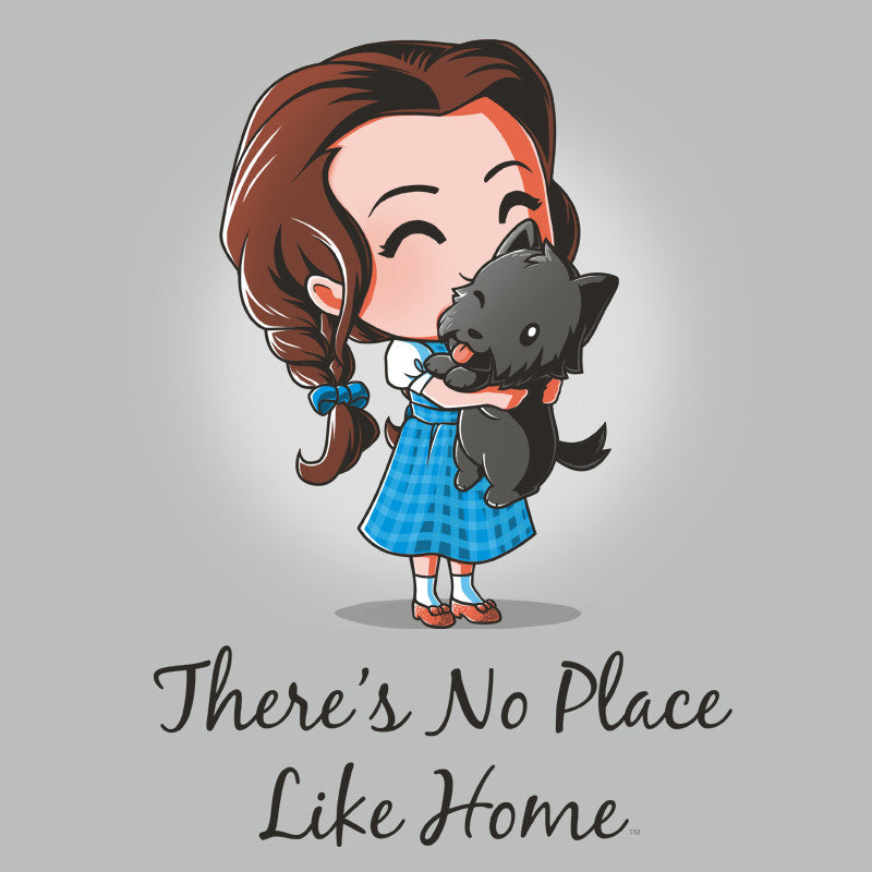 Theres No Place Like Home T Shirt Official Wizard Of Oz Tee