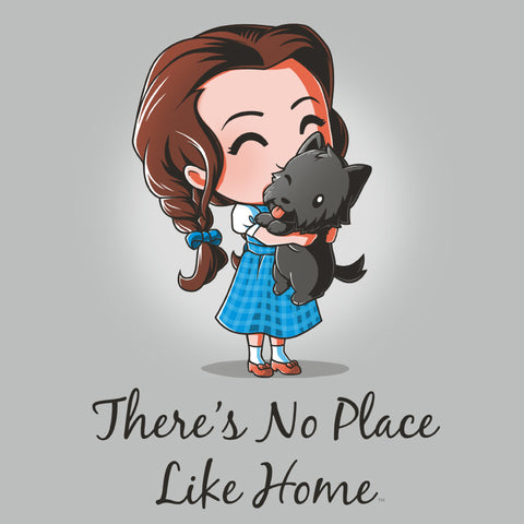 There's No Place Like Home t-shirt Wizard of Oz TeeTurtle