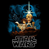 Episode IV: A New Hope T-Shirt Star Wars TeeTurtle
