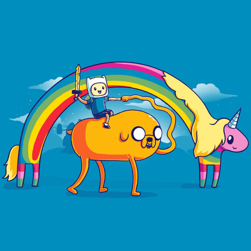 Adventure Time! T-Shirt Adventure Time TeeTurtle