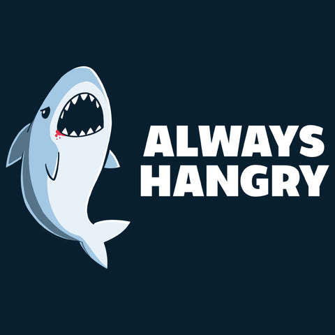 Always Hangry T-Shirt TeeTurtle