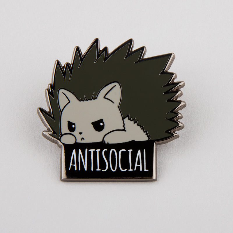 Antisocial Pin