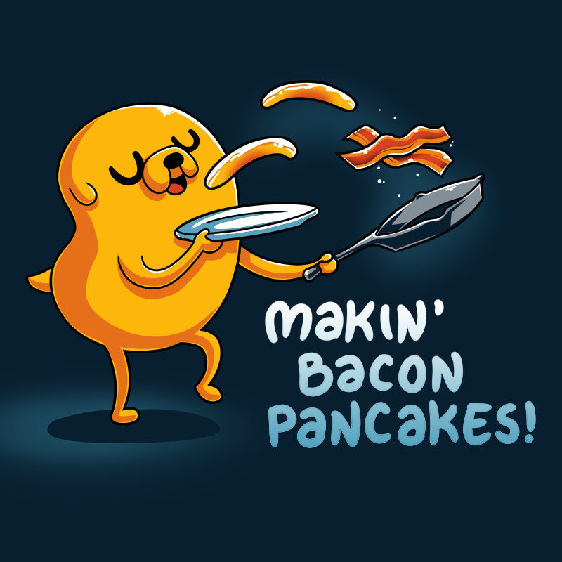 Bacon Pancakes T-Shirt Adventure Time TeeTurtle